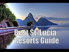 St Lucia All Inclusive St Lucia All Inclusive, St Lucia Resorts, All Inclusive Resorts, Saint Lucia, Great Vacations, Bump, Picture Video, Trips, Destinations