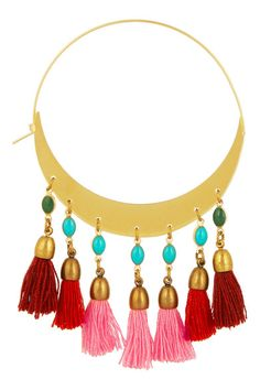 Image result for isabel marant tassel earrings