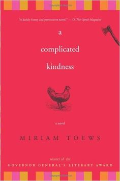 What is the comparison of memory keepers daughter and a complicated kindness?