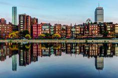 Back Bay Boston [4706x3123]