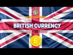 1° PARTE - LE MONETE INGLESI SPIEGATE AI BAMBINI - YouTube Teaching English, Youtube, The Creator, British, England, America, English, Youtubers, United Kingdom