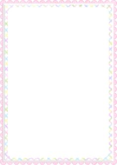 Printable Paper With Baby Borders Sweet Dreams Baby