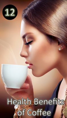 12 Health Benefits of Coffee. Coffee is healthy. Let's make another pot Herbal Remedies, Health Remedies, Home Remedies, Natural Remedies, I Love Coffee, Coffee Break, My Coffee, Morning Coffee, Health Facts