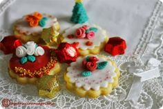 Galletas decoradas con fondadt