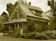Histoire du village de Val-Jalbert Monuments, Lac Saint Jean, Old Abandoned Houses, Fact Families, Construction, Canada, Old Images, Ghost Towns, Homesteading