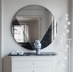 Check out our NousDecor curated shops with pretty decor pieces inspired by the City of Light-- Paris, including this 1920s and 1930s style mirror.