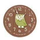 $29.99  Owl Always Love You Wall Clock by Twelve Timbers at target