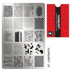 Moyra Nail Art Stamping Plates Review