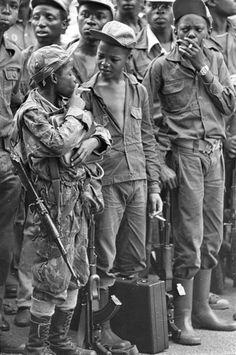 Angolan War of Independence (1961-1974)