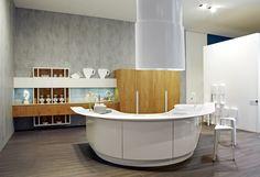 """Volare"" #kitchen, by Aran Cucine. ©Tiziana Arici"