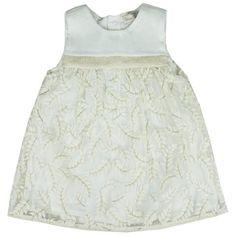 Honey & Clover Kidswear / Children's Apparel | Lino Party Dress by Mayoral