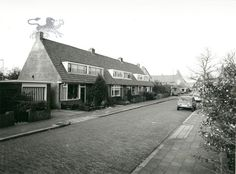 jan van goyenstraat 1982 Historisch Centrum Leeuwarden - Beeldbank Leeuwarden