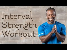 Gerren's Strength Workouts are part of AcaciaTV's 100 hours of fitness classes you can stream anytime, anywhere. It's fitness at your fingertips. for your whole body! Hiit, Cardio, Strength Workout, Interval Training, Burn Calories, Fitspiration, Fitspo, Burns, Muscle