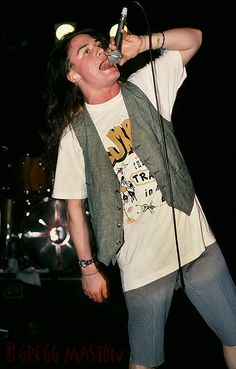 Mike Patton - Faith No More 1989 | by Gregg Maston Photography
