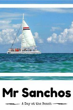 Mr Sanchos Beach Clubs Cozumel, Mexico