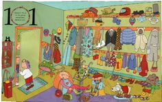 in the closet Hidden Pictures, Cool Pictures, Spanish Practice, Wheres Wally, Dutch Language, Vans Top, Everyday Activities, Language Activities, Picture Description
