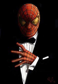 #Spiderman #Fan #Art. (Spider-man) By: Ovi Hondru. (THE * 5 * STAR * AWARD * OF * ÅWESOMENESS!!!™) [THANK U 4 PINNING!!]