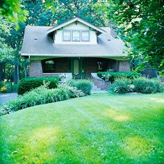 The best thing about healthy, organic lawns is that they naturally defeat most weeds without help from you. If your lawn has weeds, it may indicate a different problem. Use organic products, such as corn gluten meal (CGM) when necessary.