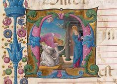 'Puer Natus': l'infanzia di Gesù nei corali miniati del Duomo di Siena >> Cultura e Spettacoli - Arte - Mostre :: Nannimagazine.it