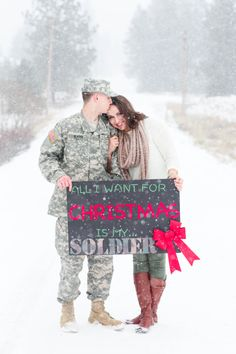 Nothing more perfect than the Love of a Soldier.