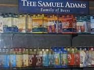 Try all the different Samuel Adams Beers