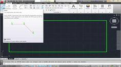 Vídeo Aula AutoCAD - Trabalhando com linhas