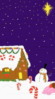 크리스마스,과자집,눈사람