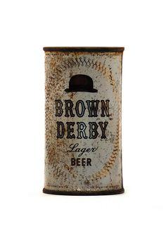 A flickr set of vintage beer cans