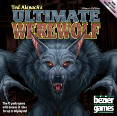 Your quiet little 16th century village has suddenly become infested with some very unfriendly werewolves...can you and the other villagers find them before they devour everyone?  Ultimate Werewolf: Ultimate Edition is the ultimate party game for anywhere from 5 to 68 players of all ages. Each p...