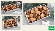 Update1 Karácsonyi Sós Aprósütemény Sweet Recipes, Breakfast, Food, Morning Coffee, Essen, Meals, Yemek, Eten