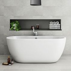 Big & Small Baths From Under £100 | Victorian Plumbing