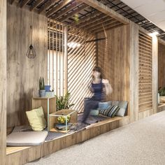 Completed in 2016 in Poznań, Poland. Images by Krzysztof Strażyński               . Office spaces are often associated with unfriendliness and anonymity. Architects from the Metaforma Group have faced the challenge of designing a...