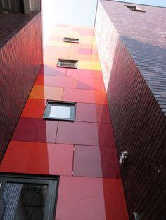 Fotoalbum glazen gevelbekleding | glazz.nl