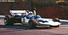 Formula 1 (1970-1982) Photo Gallery - GP South Africa 1971 - Surtees TS9 no.20 - Racing Sports Cars