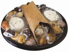 Cannolo con pastelitos