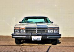1979 Chrysler LeBaron Coupe
