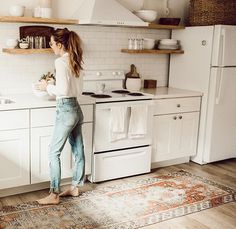 This, with different appliances and knotty wood cabinets