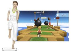 Nintendo Wii Fit Plus With Balance Board is even better to get you off the couch and moving! Health Guru, Health Class, Health Trends, Wii Fit, Health Tips For Women, Health And Beauty, Women Health, Womens Health Magazine, Pregnancy Health