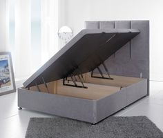 Modern Furniture Accessories Wall Bed Frame Lift Mechanism With Gas