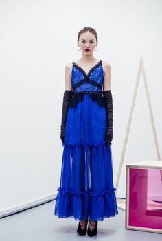 Riviera Dress #THREEFLOOR #LFW #SS17