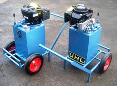 Hydraulic System, Power Unit, Project Ideas, Projects, Diesel Engine, Welding, Tractors, Sheep, Engineering
