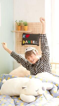 """The Spring Home x Daniel "" Daniel K, Ong Seongwoo, Ha Sungwoon, Soyeon, Spring Home, Baekhyun, Fandom, Wattpad, Entertainment"