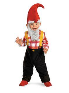 boy gnome costume