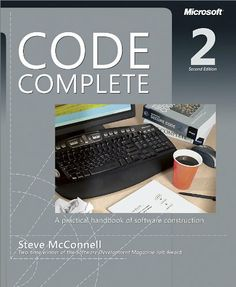 THE Core Essential code writing book.