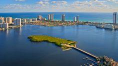 gray cohen miami island | South Florida Gets New Private Island Project