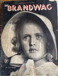 Die Brandwag 1938 tydskrif Suid Afrika
