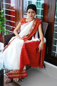 Nivya #asian_style #fashion #saree