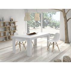 Tavolo da cucina Deryck in legno massello | Pinterest | Lofts, Desks ...