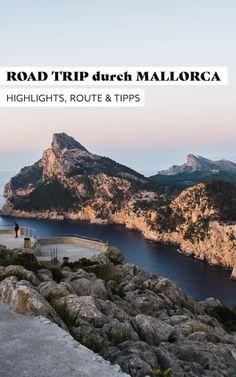Roadtrip durch Mallorca - einfach perfekt für einen Roadtrip! <3 Highlights, Route und Tipps | Roadtrip Ideen und Tipps auf deutsch für ein neues Abenteuer im Van oder Bulli