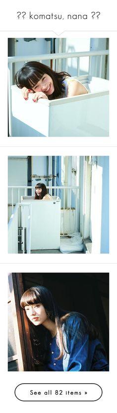"""""""★彡 komatsu, nana ★彡"""" by milkydreams ❤ liked on Polyvore featuring home, home decor, nana' and nana komatsu"""